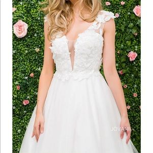 Jovani Dresses | Wedding Gown | Poshmark